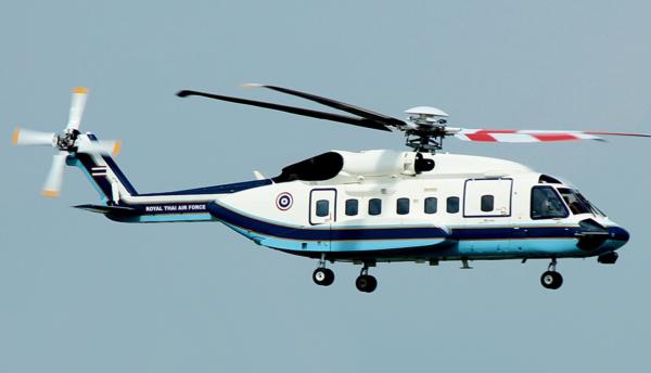Sikorsky H-92A Superhawk