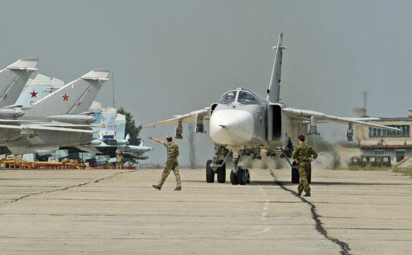 Sukhoi Su-24.FAé Russe