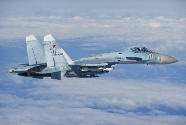 Sukhoi Su-27.FAé Russe
