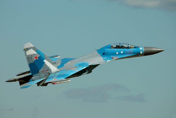 Sukhoi Su-30MK.FAé Russe