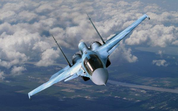 Sukhoi Su-34.FAé Russe