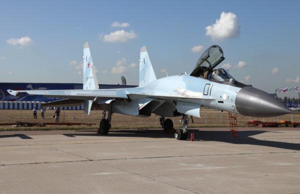 Sukhoi Su-35.FAé Russe