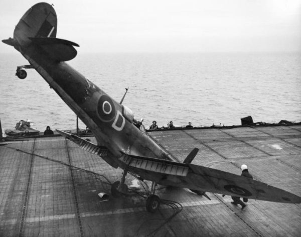Supermarine Seafire.