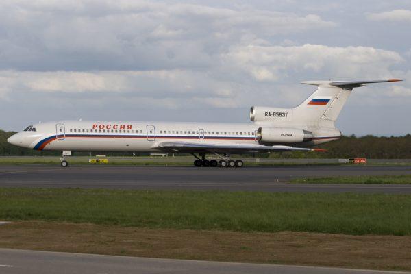 Tupolev Tu-154M.FAé Russe