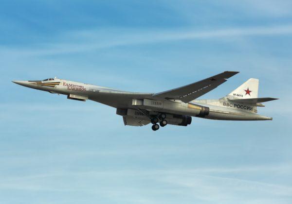 Tupolev Tu-160.FAé Russe