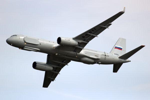 Tupolev Tu-214R.FAé Russe
