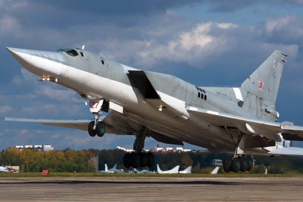 Tupolev Tu-26.FAé Russe