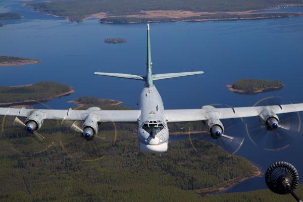 Tupolev Tu-95.FAé Russe