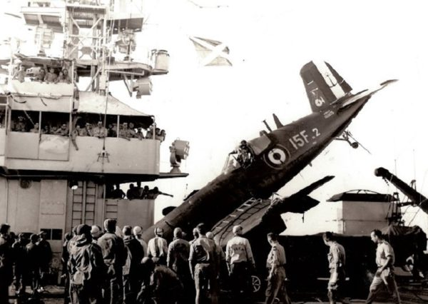 Vought AU Corsair.