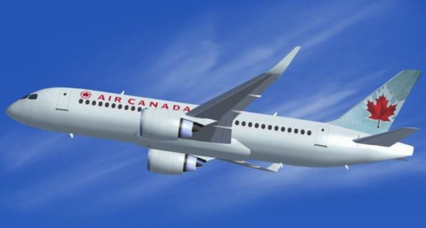 Air Canada CS300