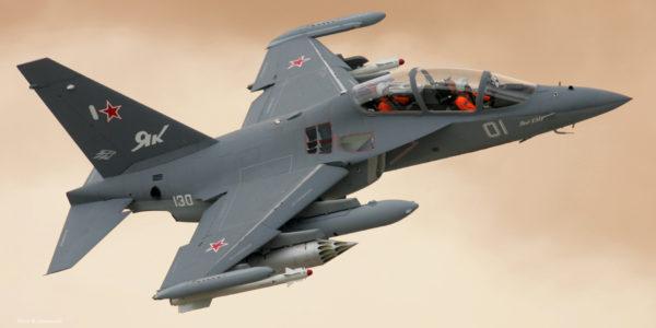 Yakovlev Yak-130.FAé Russe