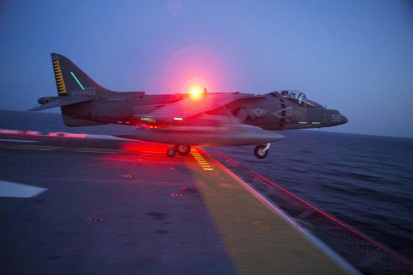AV-8B.USMC.USS Wasp.sujet_USN