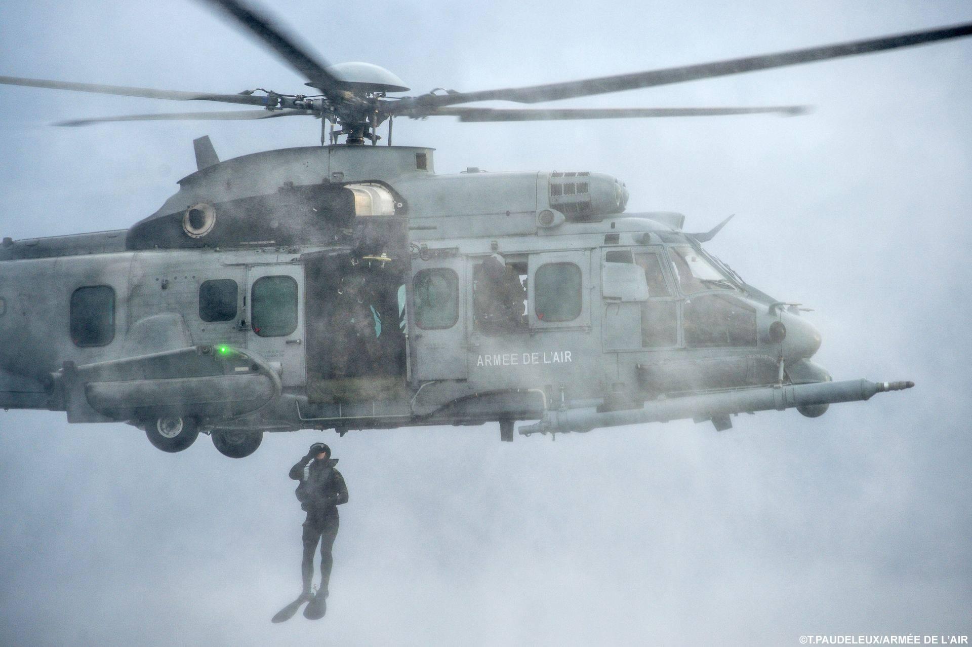 Exercice Cobalt, les forces spéciales françaises à l'exercice