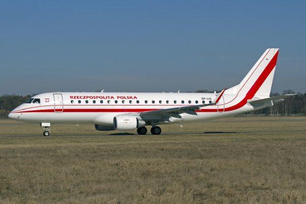 Embraer ERJ-175-Pologne AF_Wikimédia