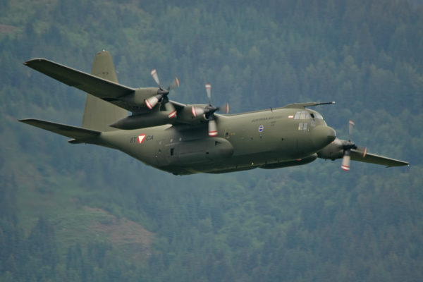 Lockheed C-130K Hercules.FAé Autriche_Wikimédia