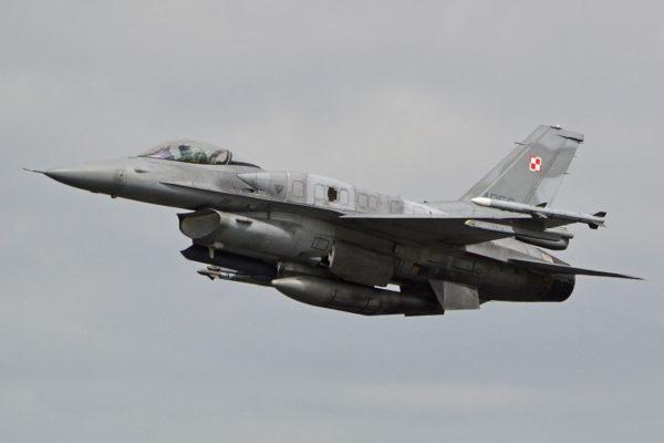 Lockheed-Martin F-16C-Pologne AF_Wikimédia