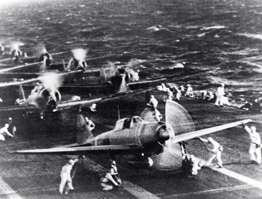 7 décembre 1941, Pearl Harbor : la plus célèbre attaque aérienne ...