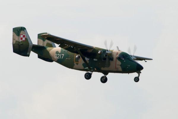 PZL M28B-Pologne AF_Wikimédia