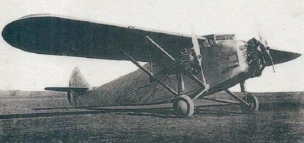 L'imposant Potez 402.