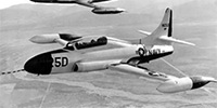 Miniature du Lockheed T2V / T-1A Seastar