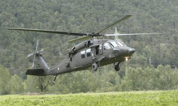 Sikorsky UH-60M Blackhawk.FAé Autriche_Wikimédia