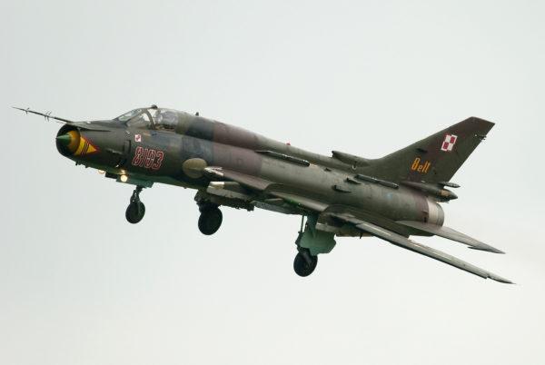 Sukhoi Su-22-Pologne AF_Wikimédia