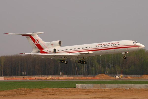 Tupolev Tu-154M-Pologne AF_Wikimédia