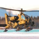 1-25th Attack Reconnaissance Battalion, les Apache venus du froid