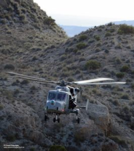 AgustaWestland AW.159 Wildcat.