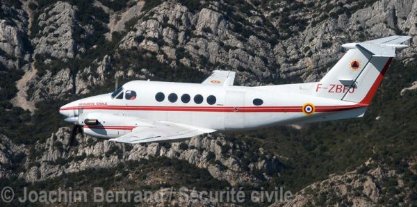 Beechcraft King Air 200-SC_SC