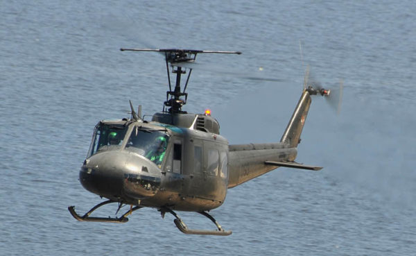 Bell UH-1H Iroquois.