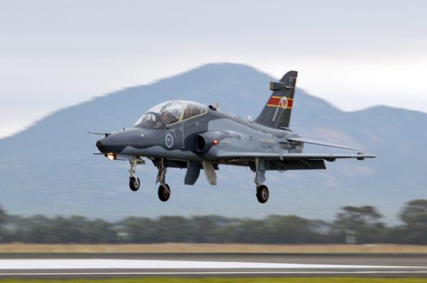 British Aerospace Hawk Mk-127.