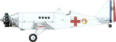 Profil couleur du Bloch MB.81