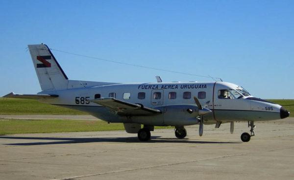 Embraer Emb-110A Bandeirante.