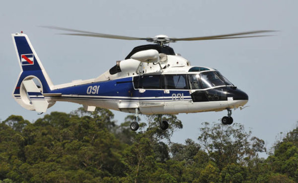 Eurocopter AS-365N Dauphin 2.