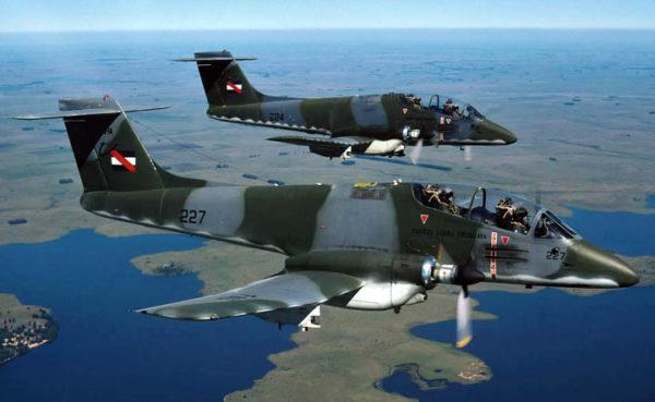 FMA IA-58U Pucarà.
