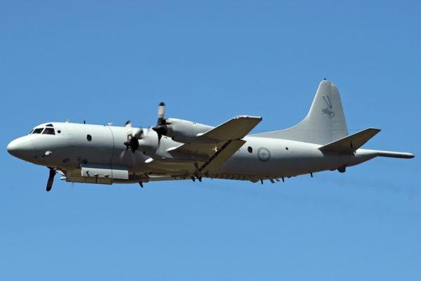 Lockheed AP-3C Orion.