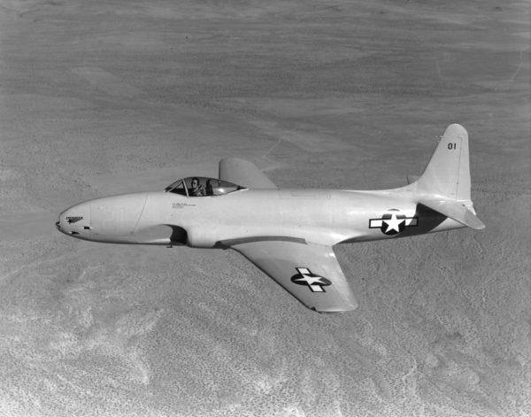 Lockheed XP-80.