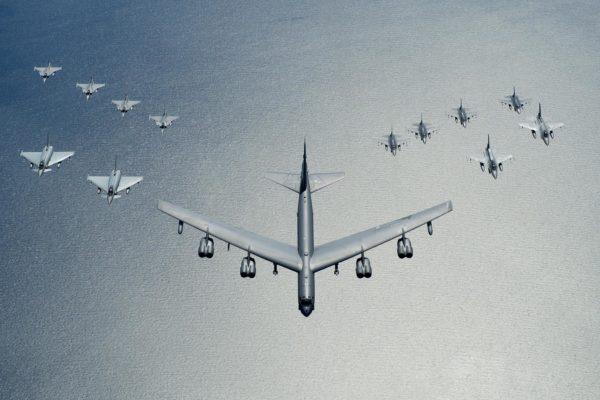 déploiement de force-sujet_USAF