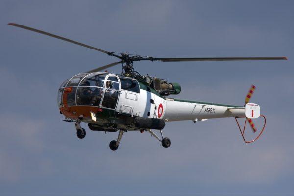 Aérospatiale Alouette III-Malte_Wikimédia