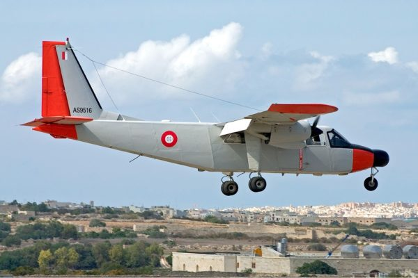 Britten Norman BN2-Malte_Wikimédia