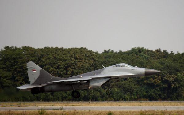 Mikoyan MiG-29.Serbie_Wikimédia