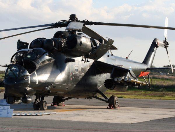 Mil Mi-35-Chypre_Wikimédia