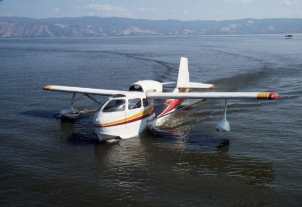 Republic RC-3 Seabee.