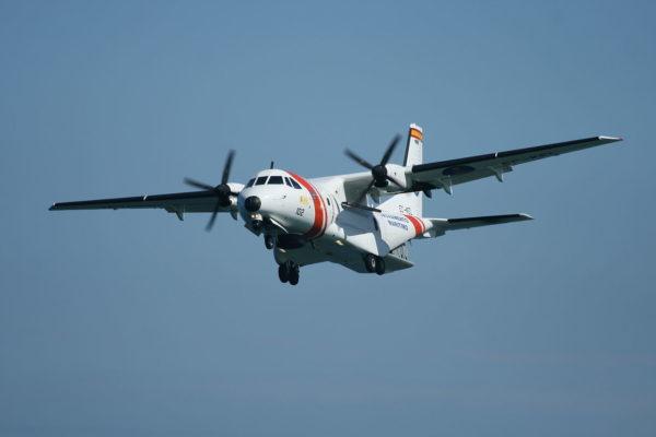 Airbus CN235MP-SalvamentoMaritimo