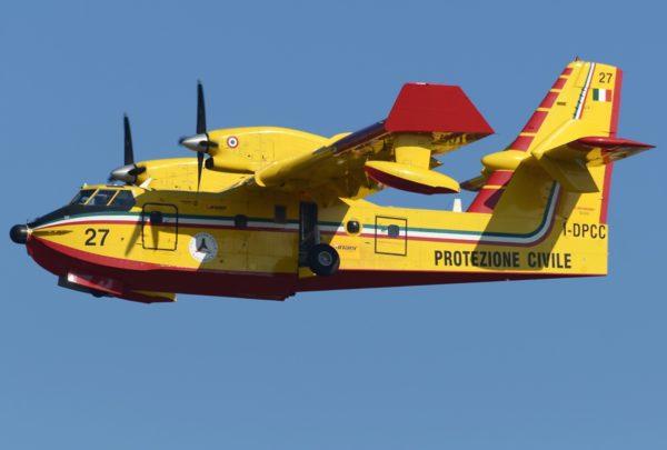 Bombardier CL415 italien.