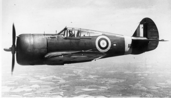 Curtiss Mohawk.
