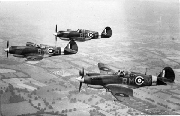 Curtiss Tomahawk.