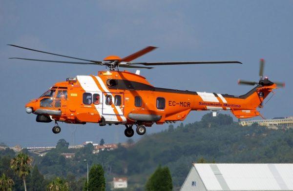 Eurocopter EC225-SalvamentoMaritimo