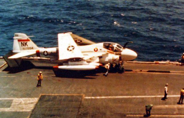 Grumman A-6 Intruder.